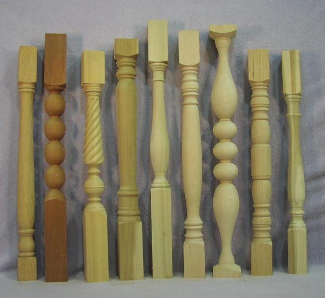 Перила и поручни деревянные в Минске – цены, фото, отзывы